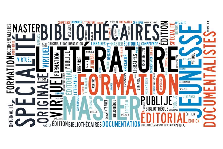 Le Master Lettres spécialité Littérature pour la jeunesse en enseignement à...
