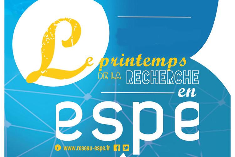 Printemps ESPE 2016