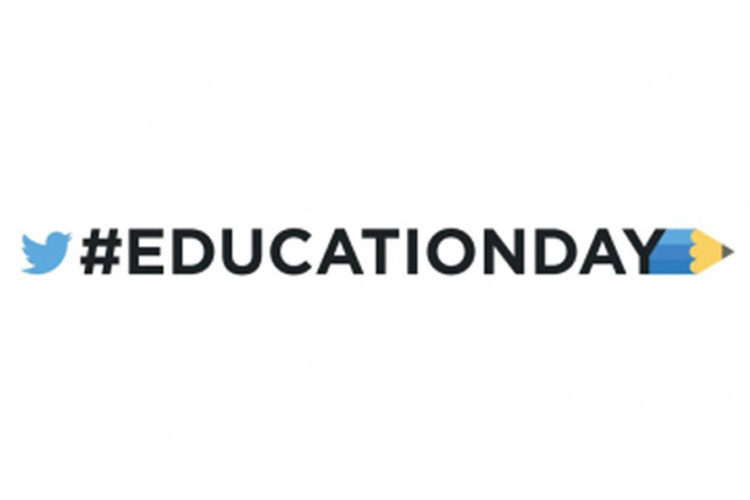 Lancement de l'#EducationDay sur Twitter