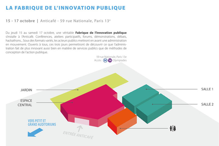 La fabrique de l'innovation publique