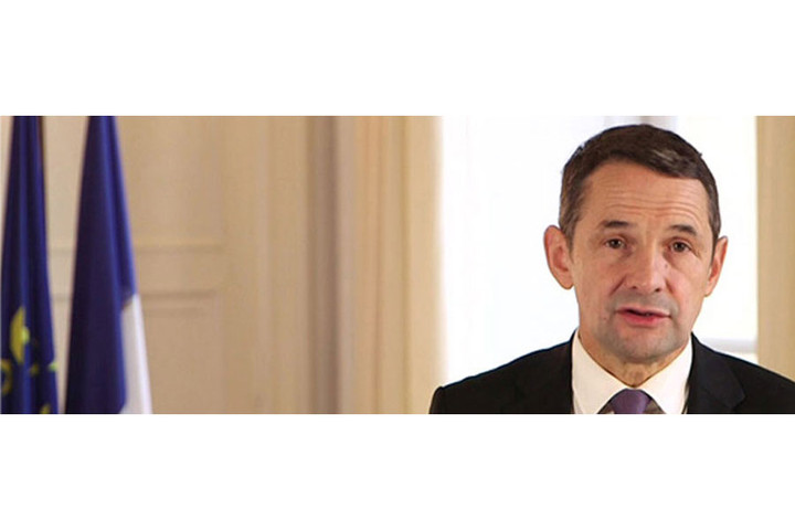 Lancement du portail sup-numerique.gouv.fr par Thierry Mandon