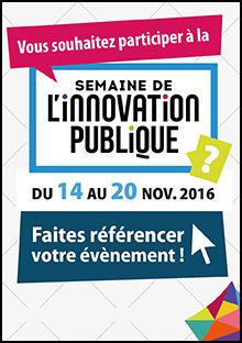 La France fait bouger ses services publics pendant la Semaine de l'innovation publique