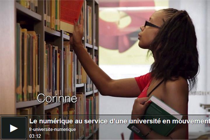 Lancement de France Université Numérique