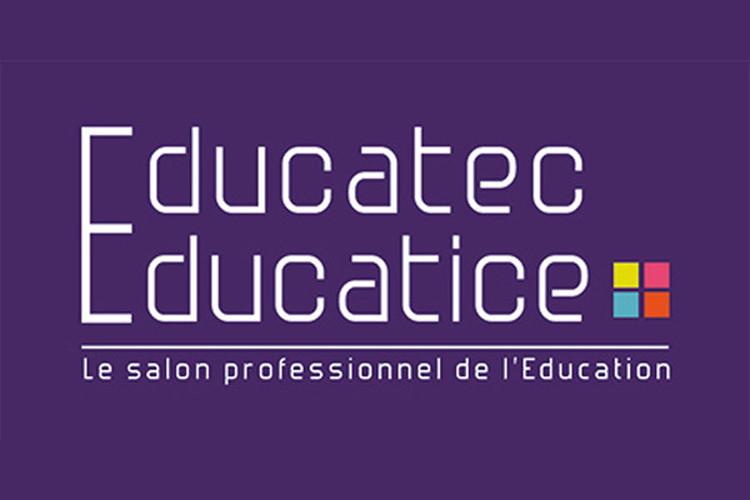 Vendredi 28 novembre 2014, Educatec Educatice : salon professionel de l'Éducation