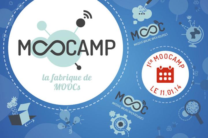 11 janvier 2014, MOOCAMP : la fabrique de MOOCs