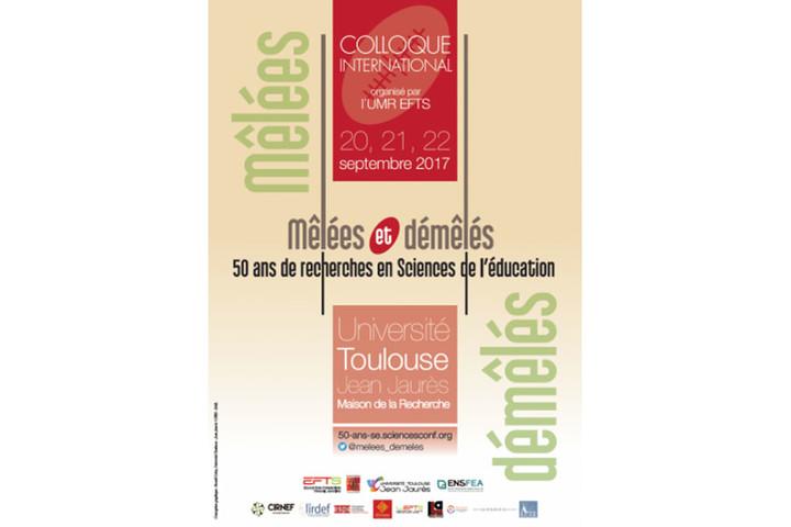 Colloque international « Mêlées et démêlés » - Toulouse