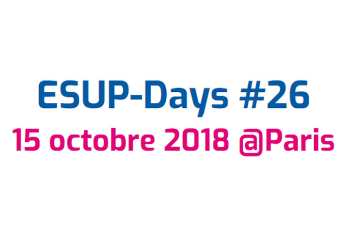 Journée ESUP-Days#26