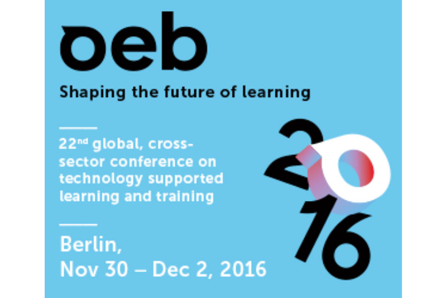 Conférence Online Educa Berlin 2016