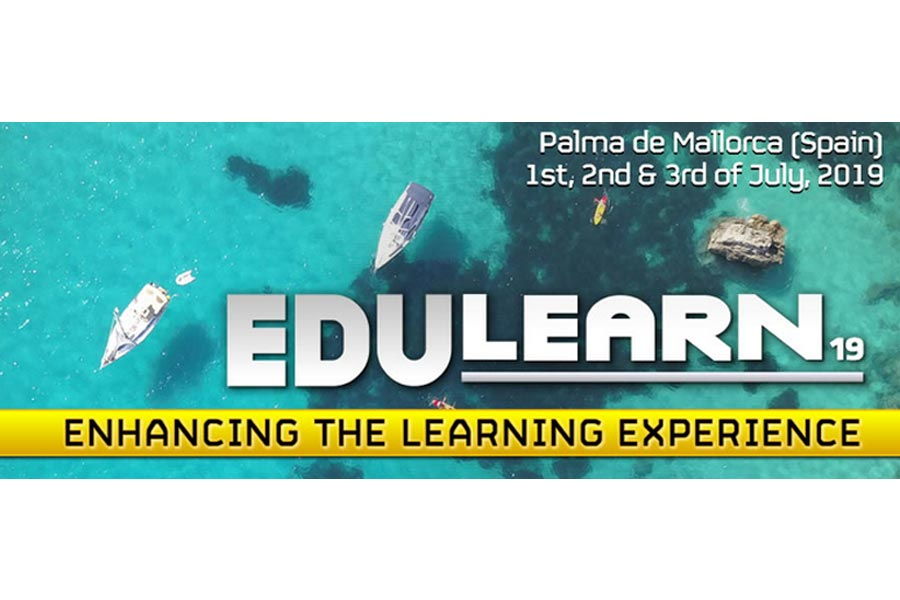 EduLearn 2019 : 11th annual International Conference on Education and New...