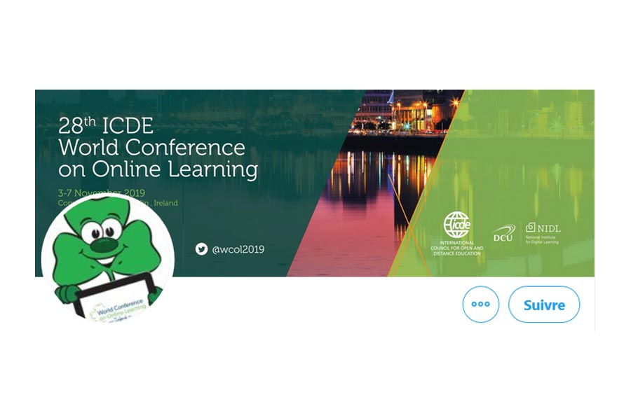 ICDE World Conference on Online Learning 2019