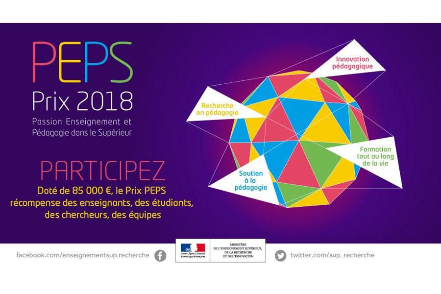 Prix PEPS