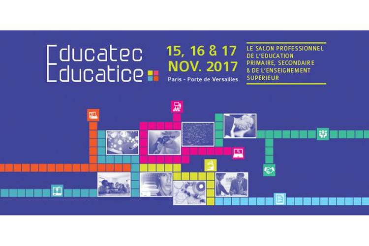 Affiche Educatec-Edutice 2017