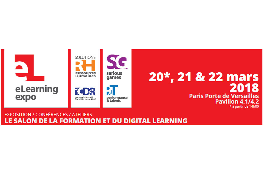 Salon de la formation et du Digital Learning