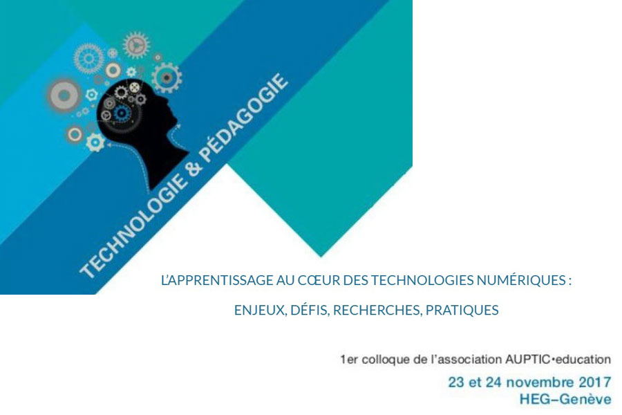 Colloque international AUPTIC