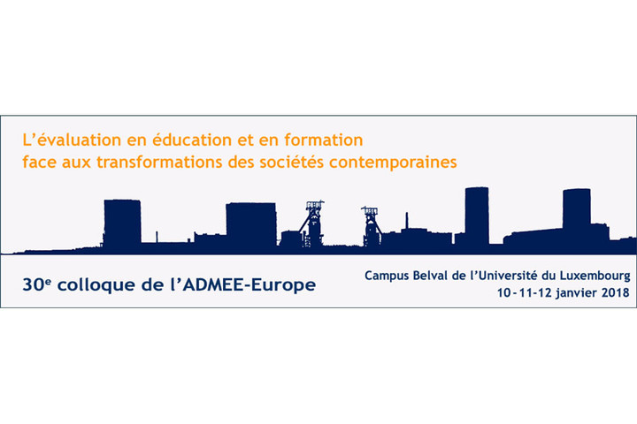 30ème colloque de l'ADMEE-Europe