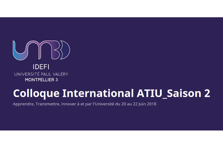 Colloque International ATIU_Saison 2