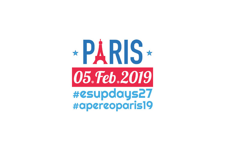 #EsupDays 27 #Apereo Paris 2019