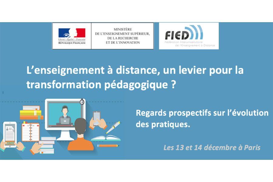 Colloque de la FIED