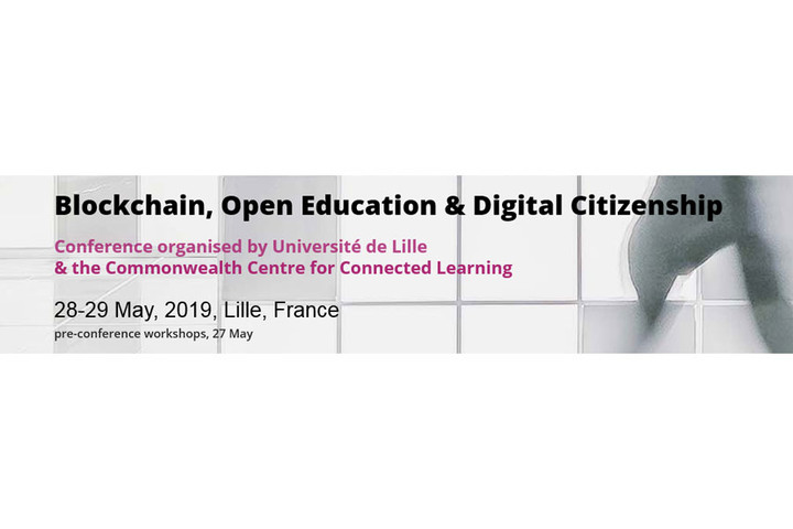 Conférence Blockchain, Open Education & Digital Citizenship