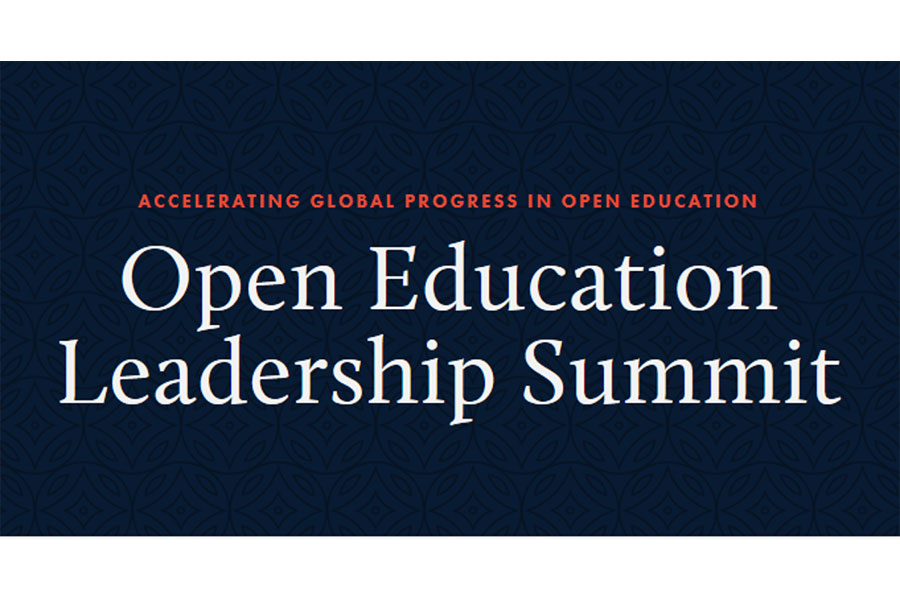 Open Education Leadership Summit
