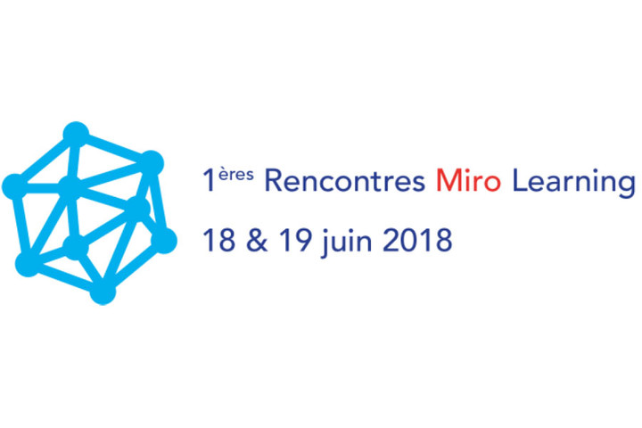 1ères Rencontres Miro Learning