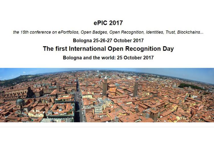 La conférence ePIC 2017