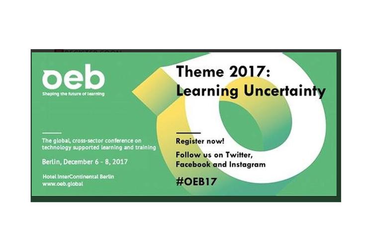 Conférence Online Educa Berlin 2017