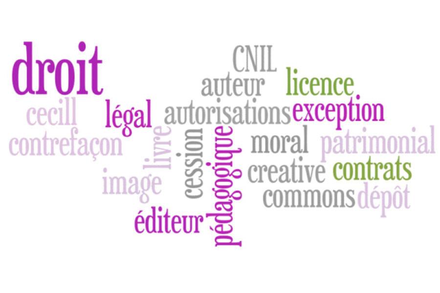 Le droit d'auteur et le droit à l'image