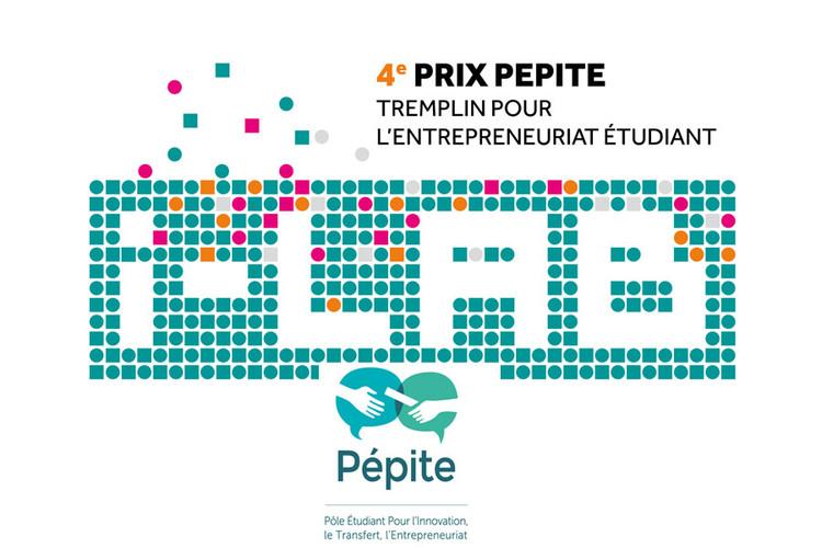 4e Prix PEPITE - Tremplin pour l'Entrepreneuriat Etudiant