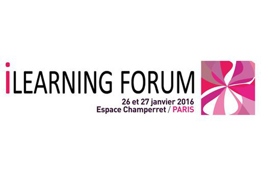 iLearning Forum Paris 2016