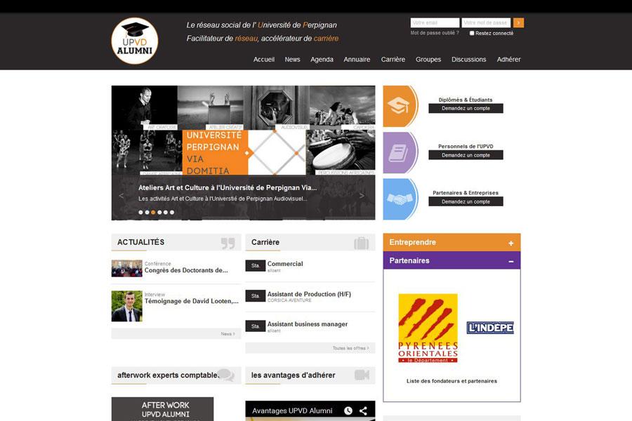 Site UPVD
