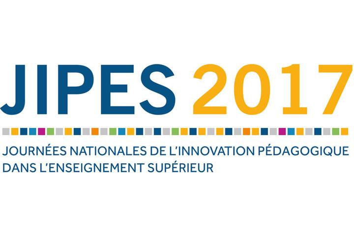JIPES 2017 : Journées nationales de l'Innovation pédagogique dans...