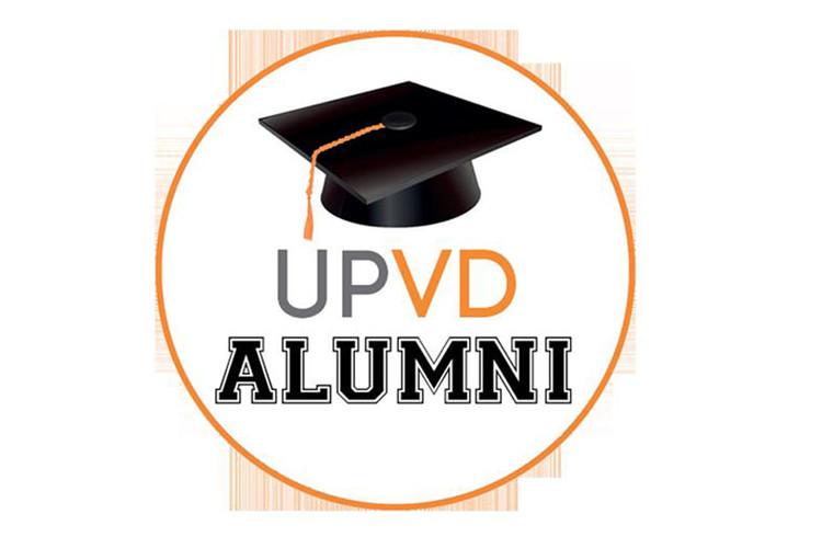 Logo U.P.V.D. Alumni