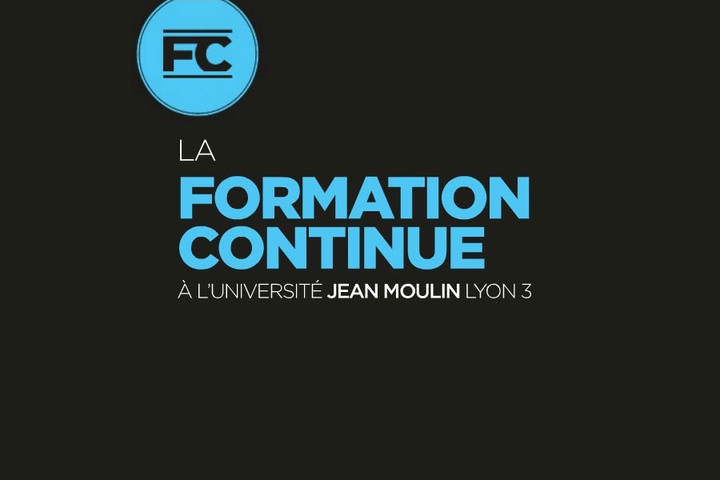 L'offre de formation continue à distance de l'université Jean Moulin Lyon 3