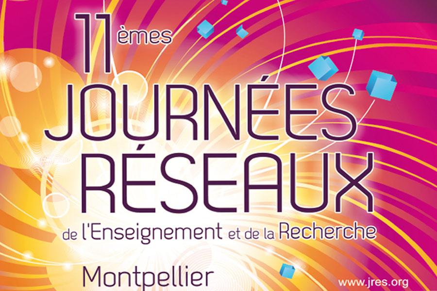 Les 11èmes JRES : Journées réseaux de l'enseignement et de la recherche