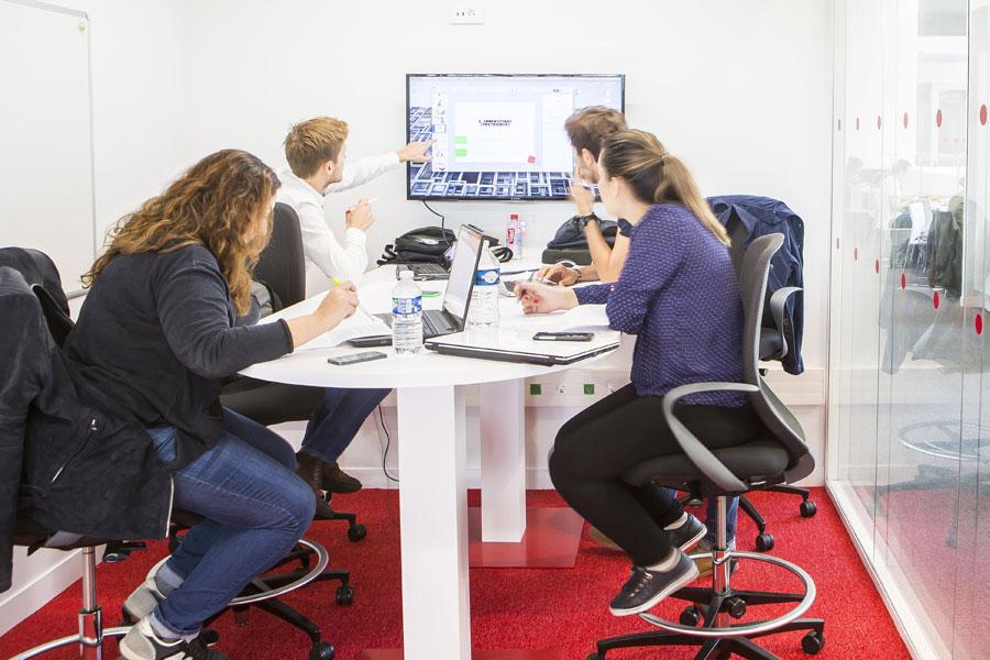 Application Affluences : pour gérer son parc de salles de travail en groupe
