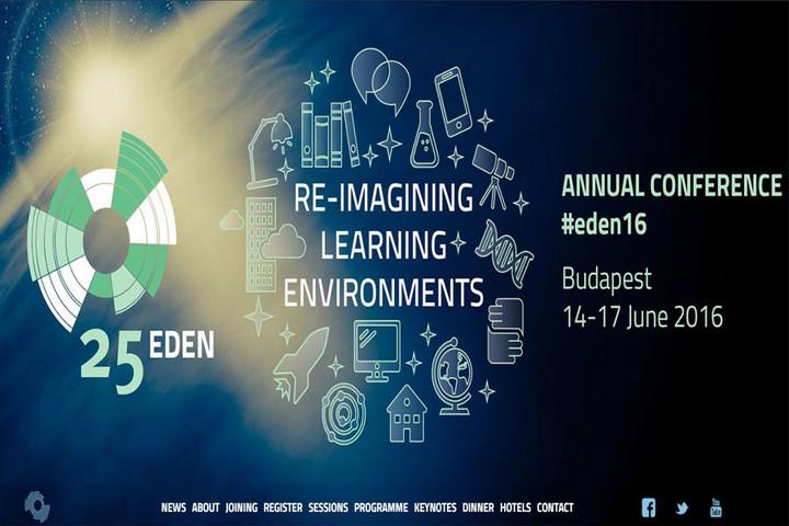Conférence annuelle du réseau européen de la formation à distance EDEN