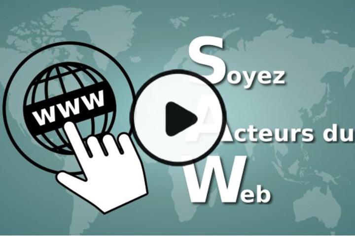 MOOC Soyez acteurs du web !