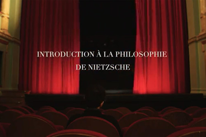 MOOC Introduction à la philosophie de Friedrich Nietzsche