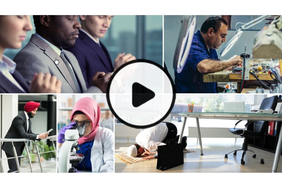 MOOC Manager le fait religieux au travail