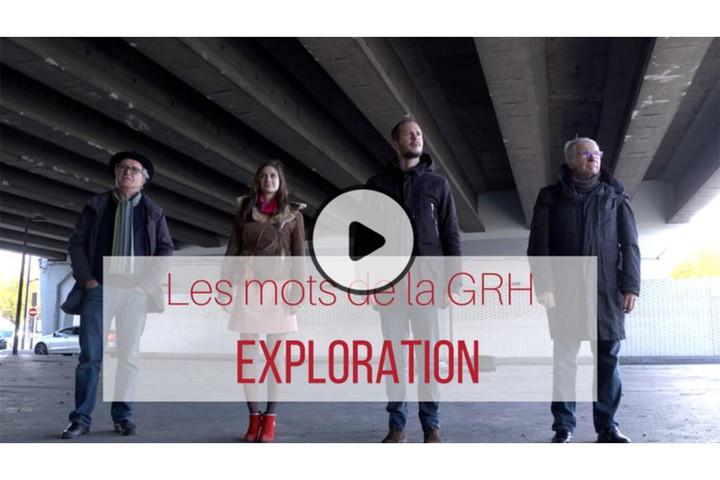 MOOC Les mots de la G.R.H. : exploration