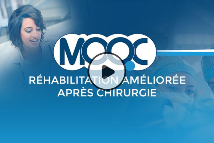 MOOC Réhabilitation Améliorée après Chirurgie