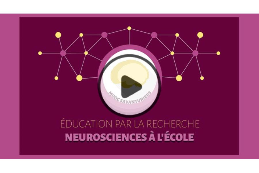 MOOC Éducation par la recherche : neurosciences à l'École Extension
