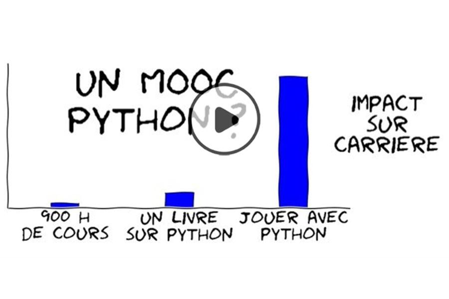 MOOC Python 3 : des fondamentaux aux concepts avancés du langage