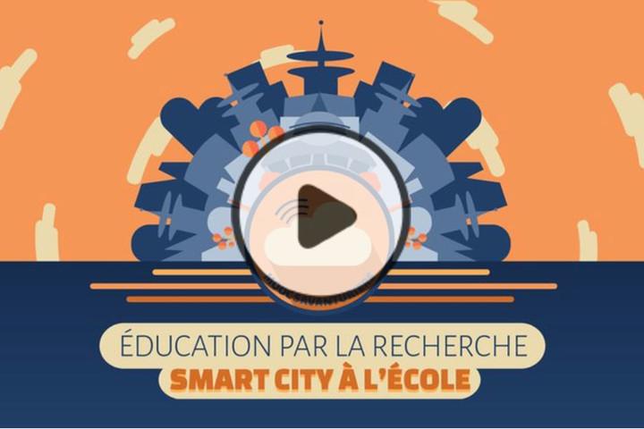 MOOC Éducation par la recherche : smart city à l'École