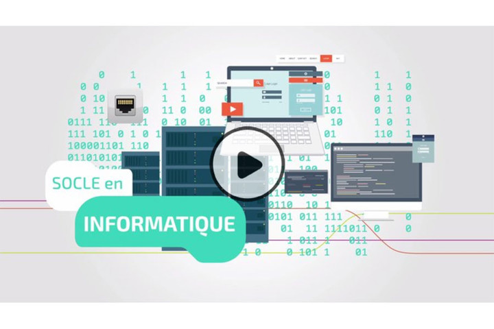 MOOC Socle en informatique