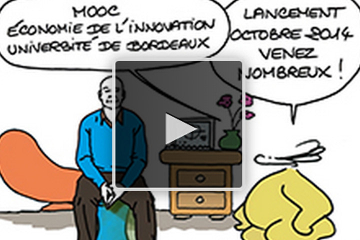 MOOC Introduction à l'économie de l'innovation