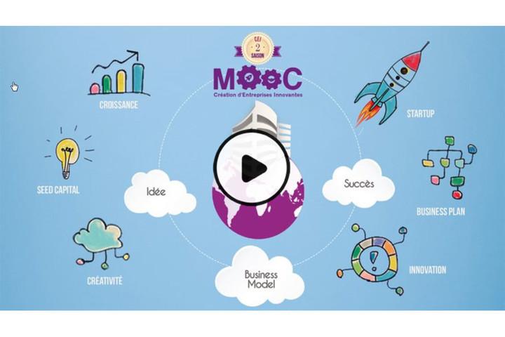 MOOC Création d'entreprises innovantes : de l'idée à la start-up