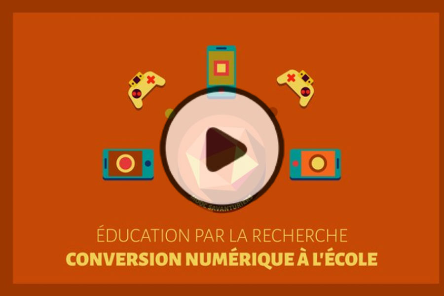 MOOC Éducation par la recherche : conversion numérique à l'École II