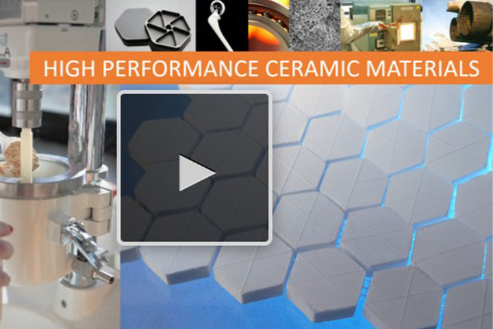 MOOC High performance ceramic materials